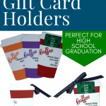 Coffee Shop Gift Card Holder