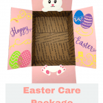 Easter Care Package Decorations