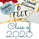 graduation 2020 photo props